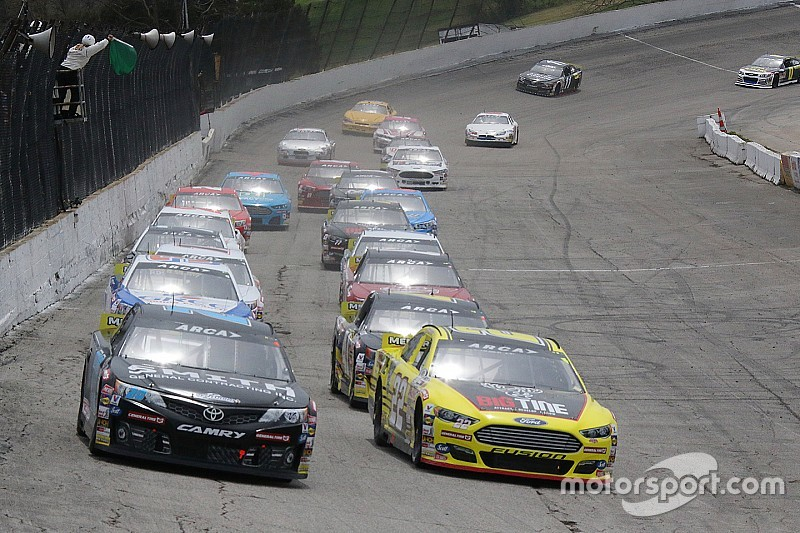 NASCAR buys the ARCA Racing Series