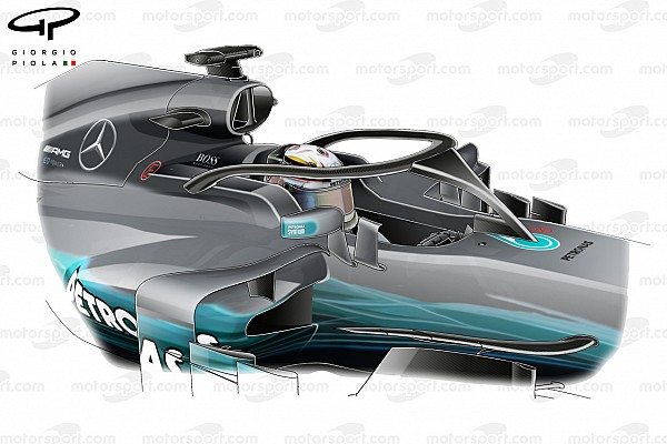 Formula 1 Analisi L'Halo impatterà sui consumi, sull'aerodinamica e il peso!