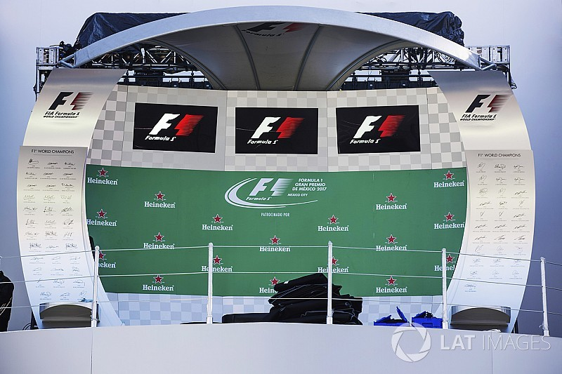 """Old F1 logo not """"iconic or memorable"""" - Brawn"""