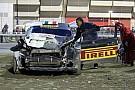 General Сольберг знову розбив машину на Болонському автосалоні