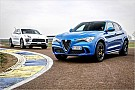 Automotive Alfa Romeo Stelvio QV vs. Porsche Macan Turbo PP