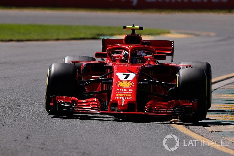 """Räikkönen: """"A Ferrari nem kezdett rosszul"""""""