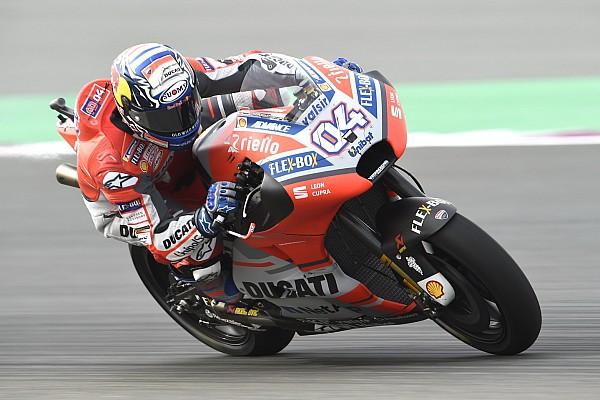 MotoGP Résumé d'essais libres EL2 - Le peloton sort le grand jeu et Dovizioso confirme
