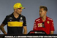 СМИ: Феттель уйдет из Ferrari после Испании. Замена — Халк или Кими