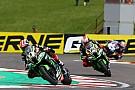 WSBK Kawasaki beffata in gara, record rimandato per Rea