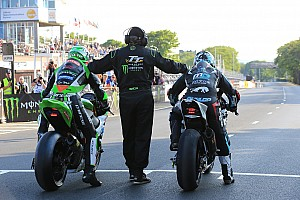Road racing Breaking news Isle of Man TT: Practice cancelled due to major fire incident