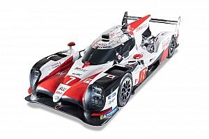 WEC News Alonsos LMP1-Renner für WEC: Toyota lässt die Hüllen fallen