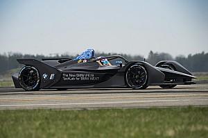 Fórmula E Noticias VIDEO: el BMW de Fórmula E completa sus primeras vueltas