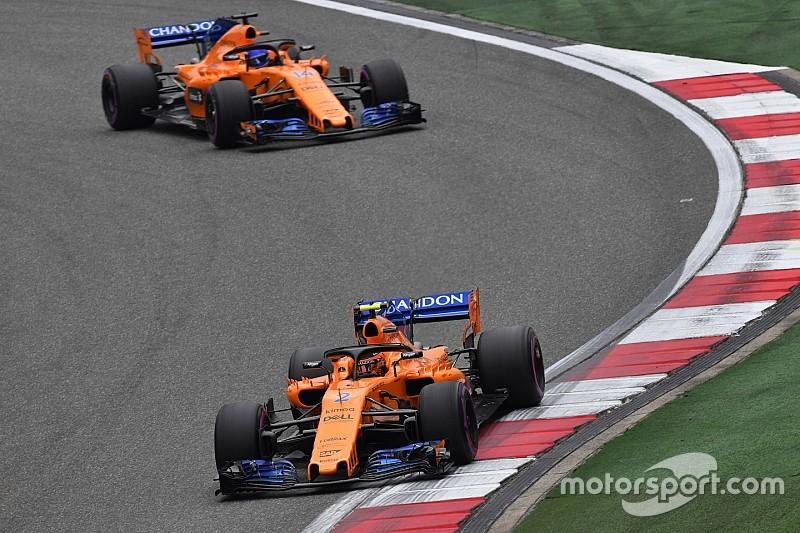 Duel kualifikasi F1 2018 setelah GP Tiongkok