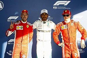 法拉利相信正赛速度更加接近梅赛德斯