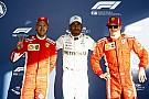 F1 法拉利相信正赛速度更加接近梅赛德斯