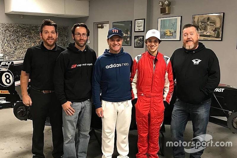 Hijo de Barrichello, Eduardo estará en F4