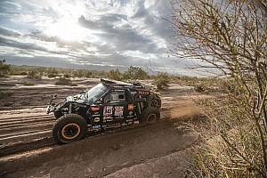 Dakar Etappeverslag Broers Coronel met slakkengang door twaalfde etappe