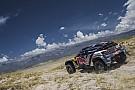 Dakar Zeitstrafe gegen Dakar-Spitzenreiter Carlos Sainz zurückgenommen