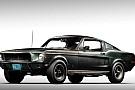 Auto La Ford Mustang de Bullitt retrouvée!