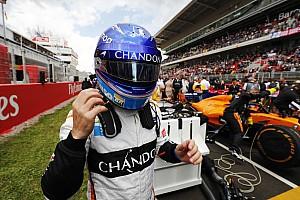 Forma-1 Statisztikák Alonso jelenleg az F1 második legjobb formájában lévő versenyzője - Bottas mögött!