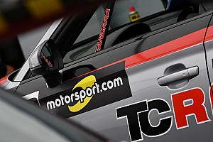 Motorsport Network mediapartner van TCR Europe Series voor seizoen 2018