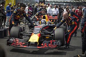 Formel 1 News Plötzlich Pechvogel: Daniel Ricciardo blüht schon wieder Gridstrafe