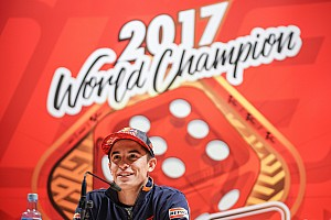 """MotoGP Noticias de última hora Márquez: """"Ahora hay que mantener la velocidad pero con menos caídas"""""""