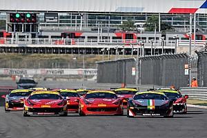 Ferrari Gara A Sochi festa per Grossmann, Atoev e Scheltema