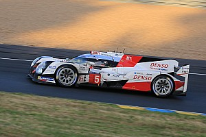 Le Mans Race report Heartbreak for Toyota Gazoo Racing at Le Mans