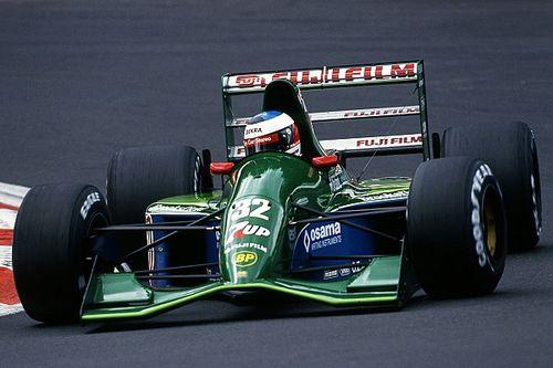 F1's greatest cars: Jordan 191