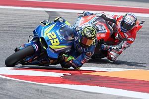 MotoGP Intervista Iannone ora si diverte sulla Suzuki: