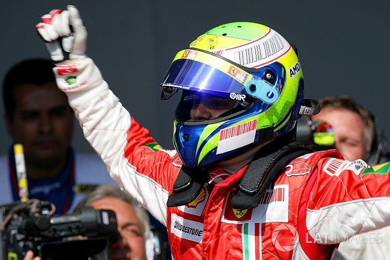 Confira os números da carreira de Felipe Massa na F1