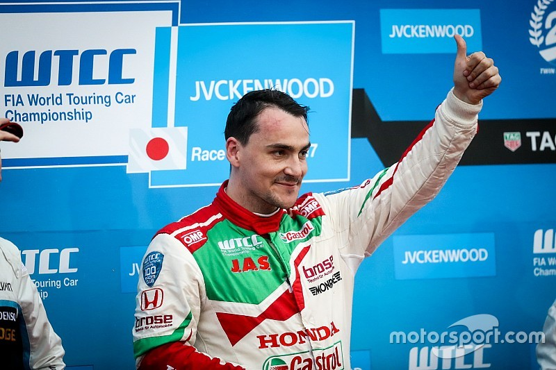 "Michelisz: 2017 ""best year of my life"" despite title defeat"
