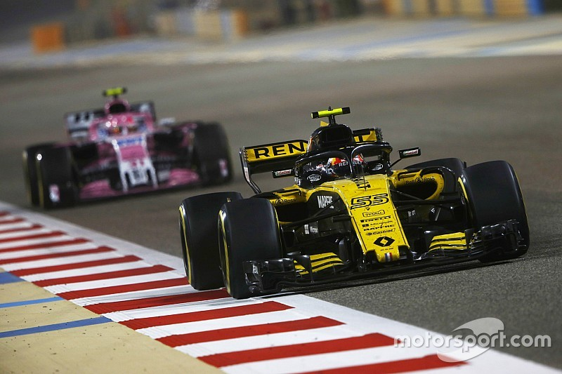 """Catching Renault now """"very difficult"""" - Force India"""