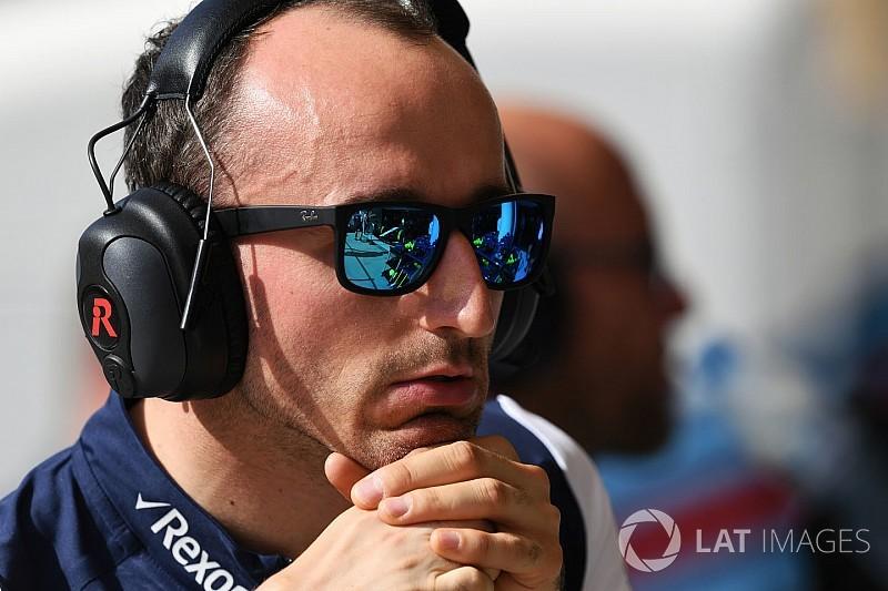 Kubica: WEC/F1 görevlerini bir arada yapmak riskli olacaktı