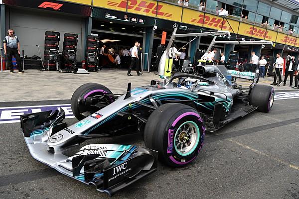 F1 速報ニュース ボッタス、クラッシュでギヤボックス交換し5グリッド降格。衝撃は27G