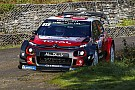 WRC Loeb rijdt voor spek en bonen in Corsica na vroege crash