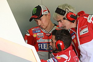 Лоренсо: Без меня Ducati не прогрессировала бы так быстро
