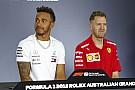 Formel 1 Lacher in der FIA-PK: Hamilton folgt Fake-Vettel auf Instagram