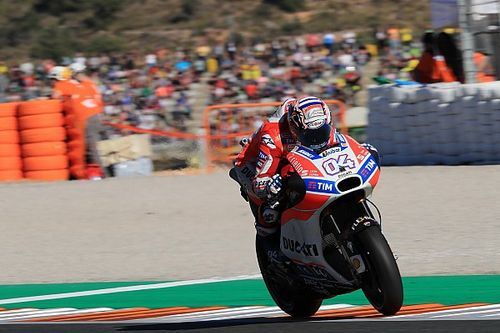 Dovizioso: Lorenzo didn't hold me up despite team orders