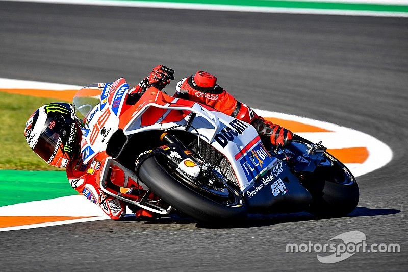 Lorenzo: I'm a better rider than I was two years ago