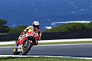 MotoGP EL1 - Márquez premier leader, retour réussi pour Miller à domicile