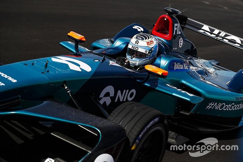 Luca Filippi ya no estará con NIO en la Fórmula E