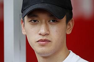 周冠宇出任2019年雷诺F1车队研发车手
