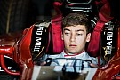 Mercedes F1 junior Russell seals F2 promotion with ART