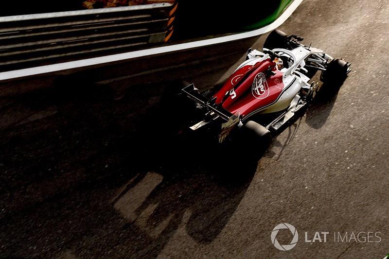 Ericsson, Sauber'in tek turda yavaş kalmasından şikayetçi