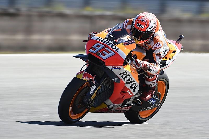 Marquez trionfa in una gara epica ad Assen! Rins e Vinales sul podio beffano Dovi e Rossi