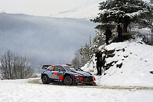 WRC Motorsport.com hírek WRC: videón Sordo parádés mentése a Monte Carlo Raliról