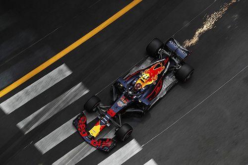Verstappen escapes punishment for reversing on track