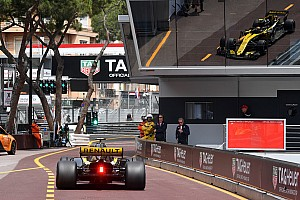 Формула 1 Новость Пять пилотов превысили скорость на пит-лейне в Монако, Стролл – дважды