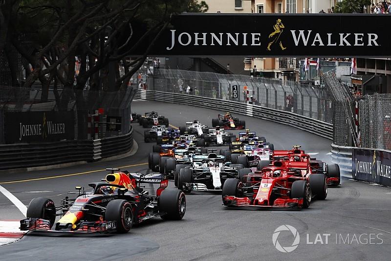 Formule 1 zoekt 'geweldige races' op 'magische plekken'