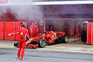 Formula 1 Analysis Analysis: What was behind the smoking Ferraris in Barcelona