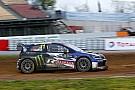 World Rallycross Barcelona World RX: Solberg tops qualifying, Loeb struggles