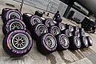 Формула 1 Команды сделали ставку на UltraSoft для Гран При Австрии